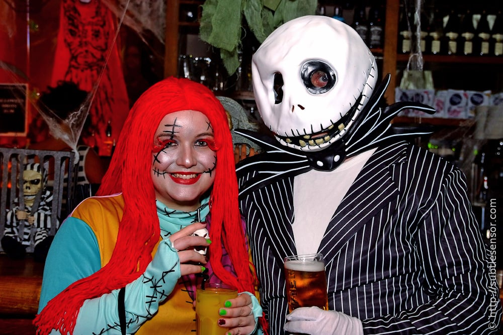 corpse bridegroom and ragdoll costume