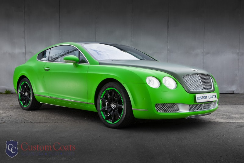 IMG_3950-merged © Daniel Romani - Subtle Sensor Photography - Matte Green Bentley